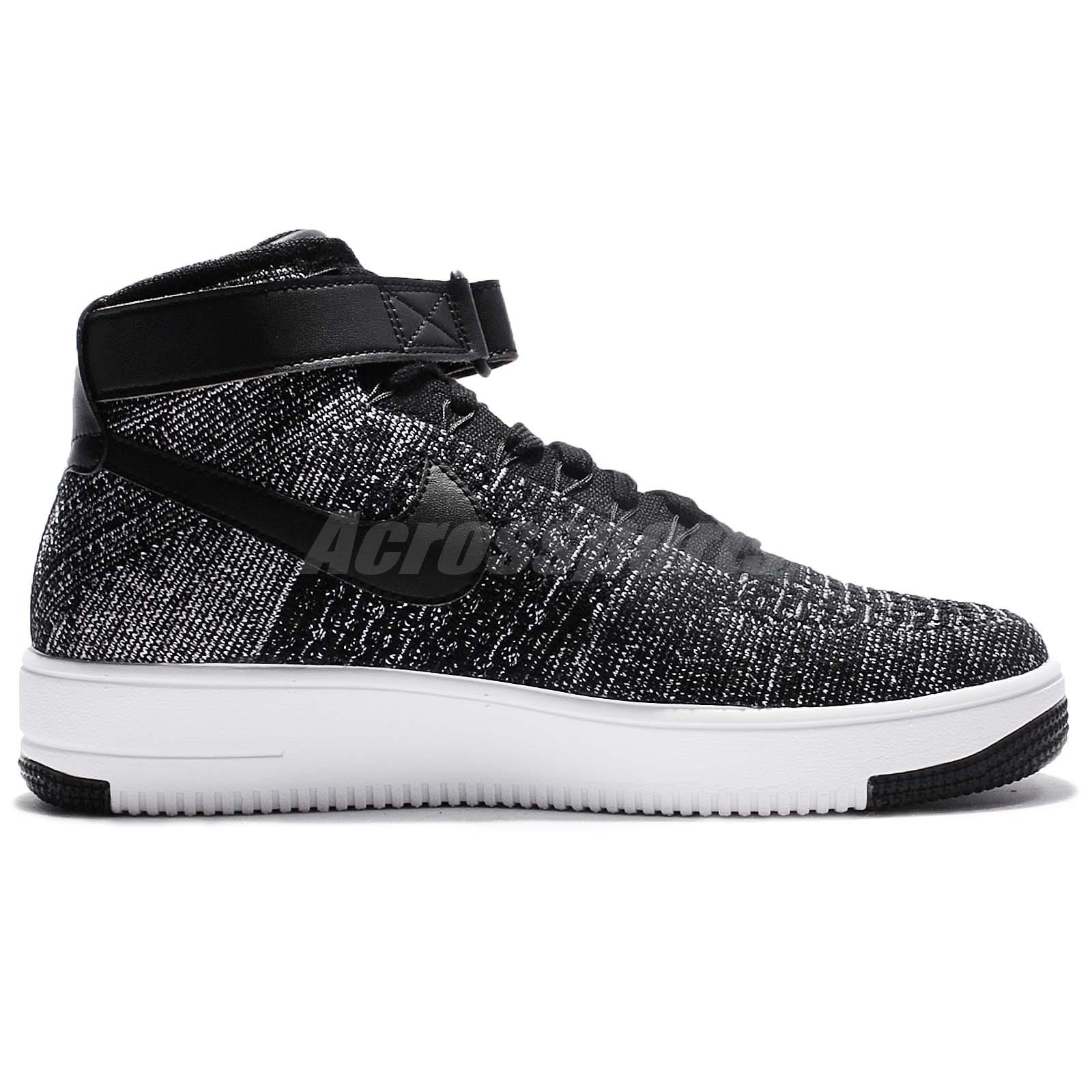 men's nike air force 1 flyknit low af1s trillones numeros