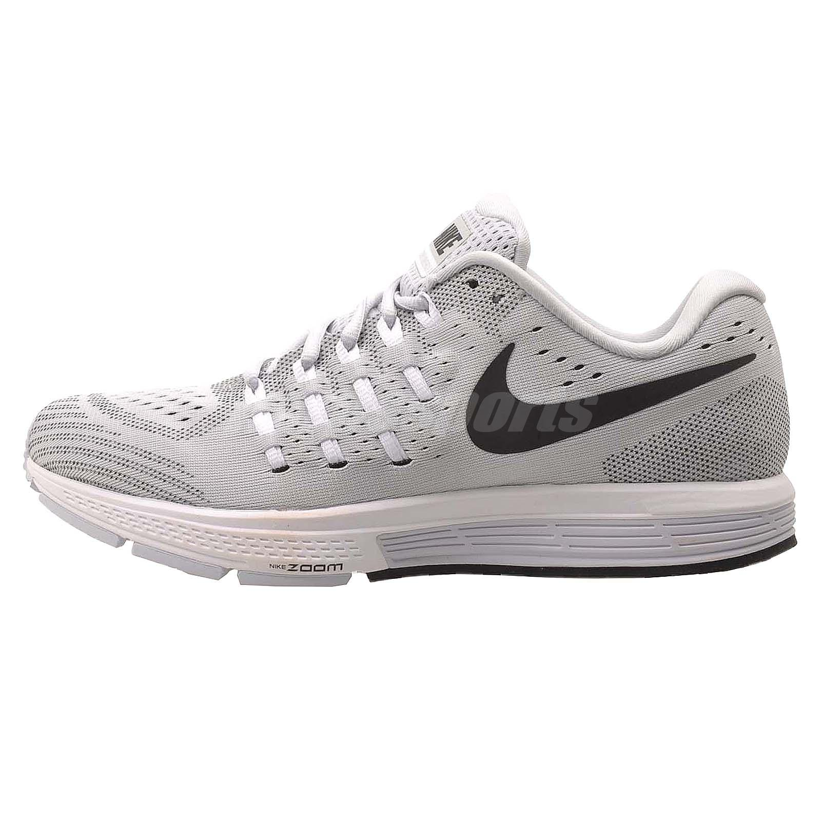 38a63c7fa8bf Details about Nike Wmns Air Zoom Vomero 11 Running Womens Shoes Platinum  818100-002