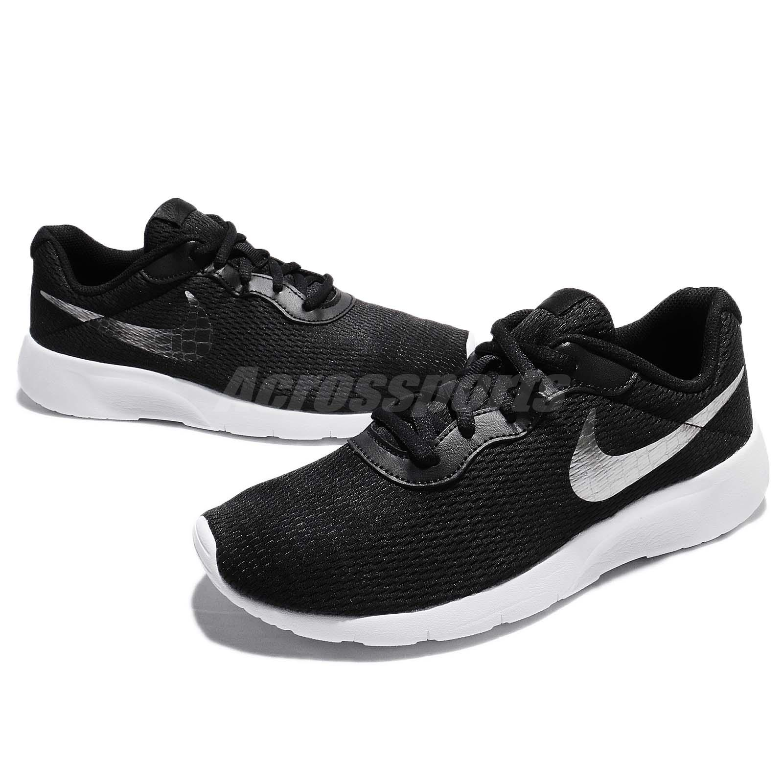 f7051365730f0c Youth Nike Black And White Shoes