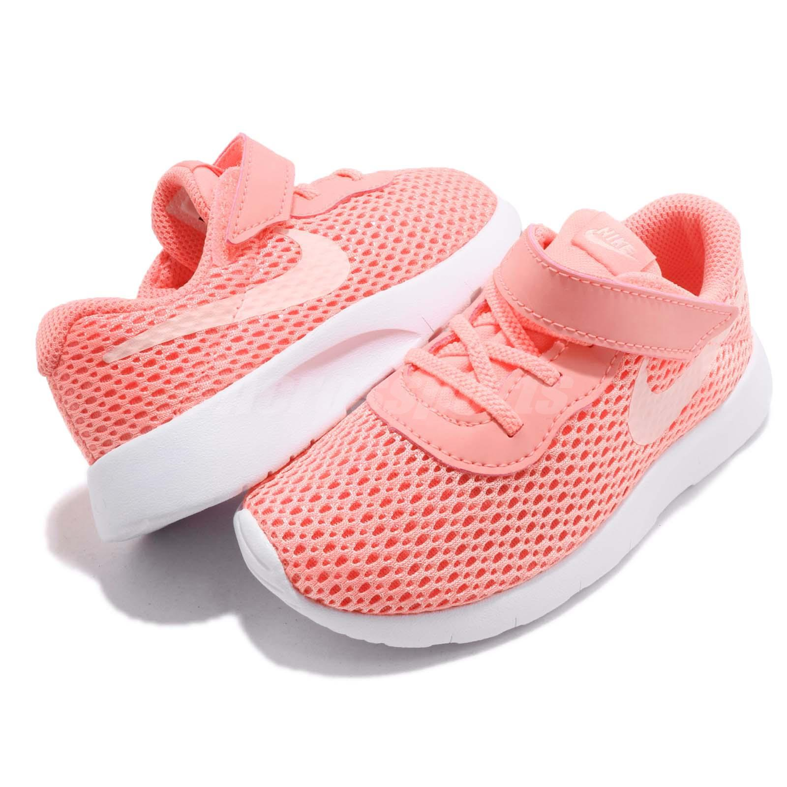 Nike Tanjun TDV Light Atomic Pink Toddler Infant Running Sho