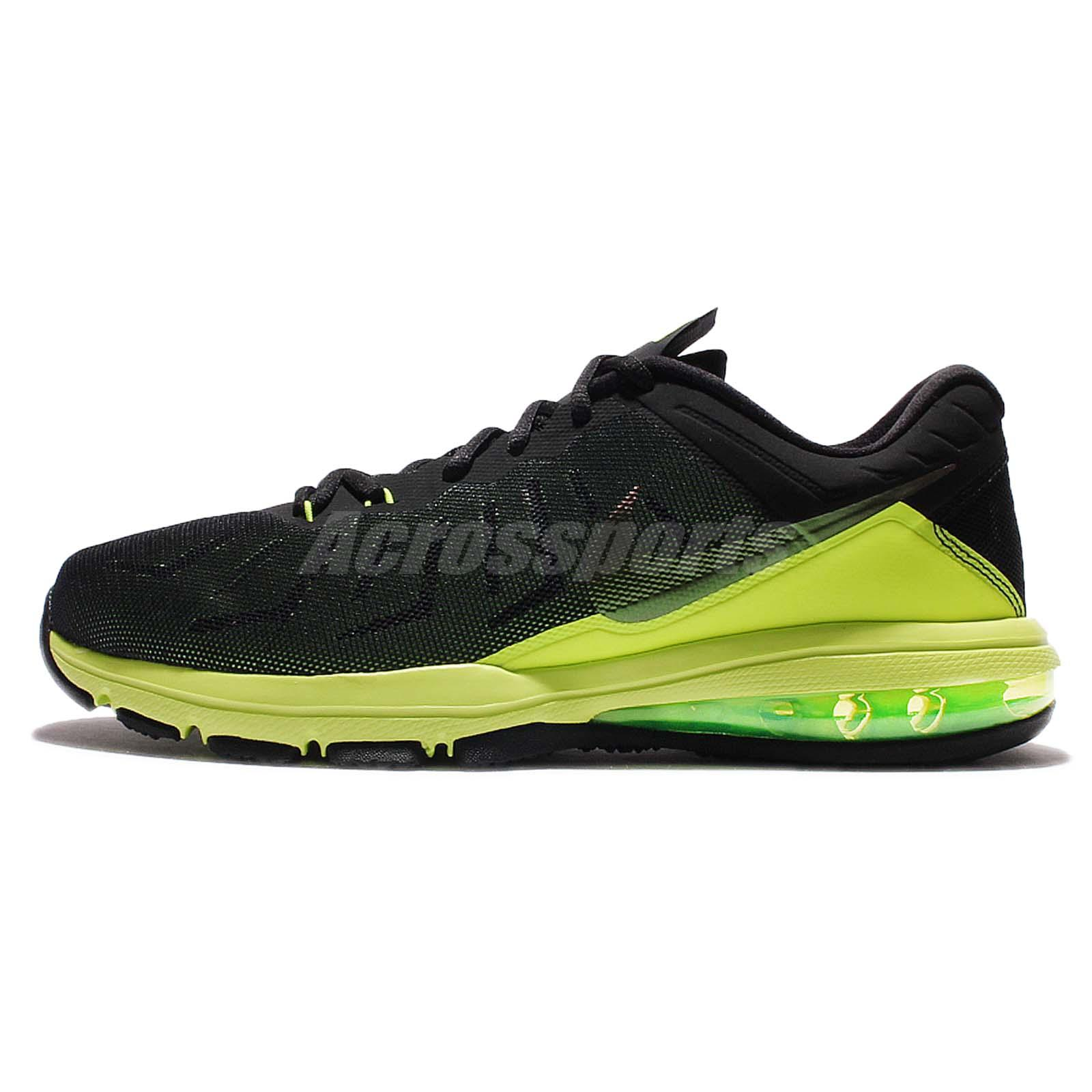 release date: 711ea fbeaa ... promo code for top quality nike air max full ride tr black volt men  cross training