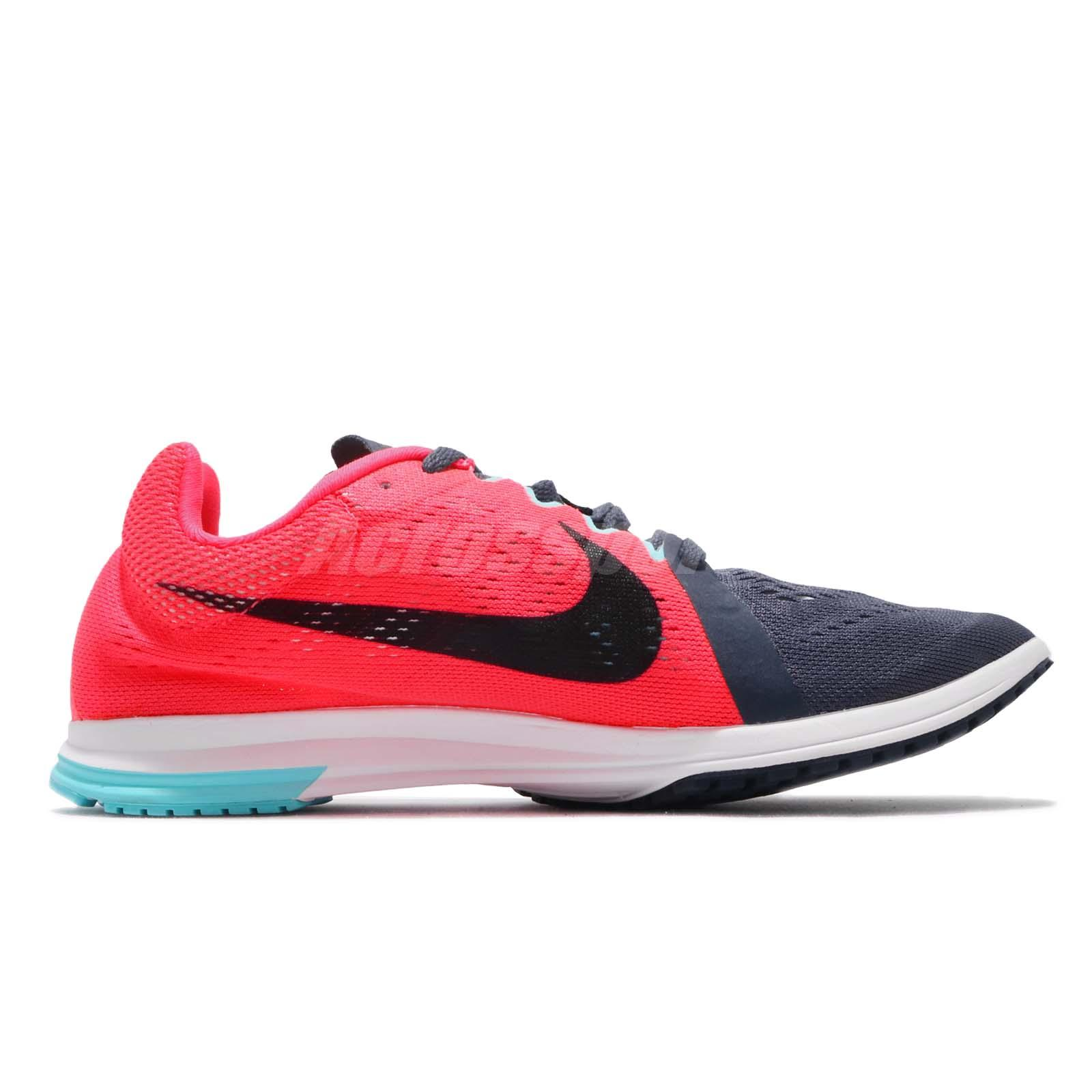 2b11828fb54b Nike Zoom Streak LT 3 Solar Red Black Light Carbon Men Running Shoes ...