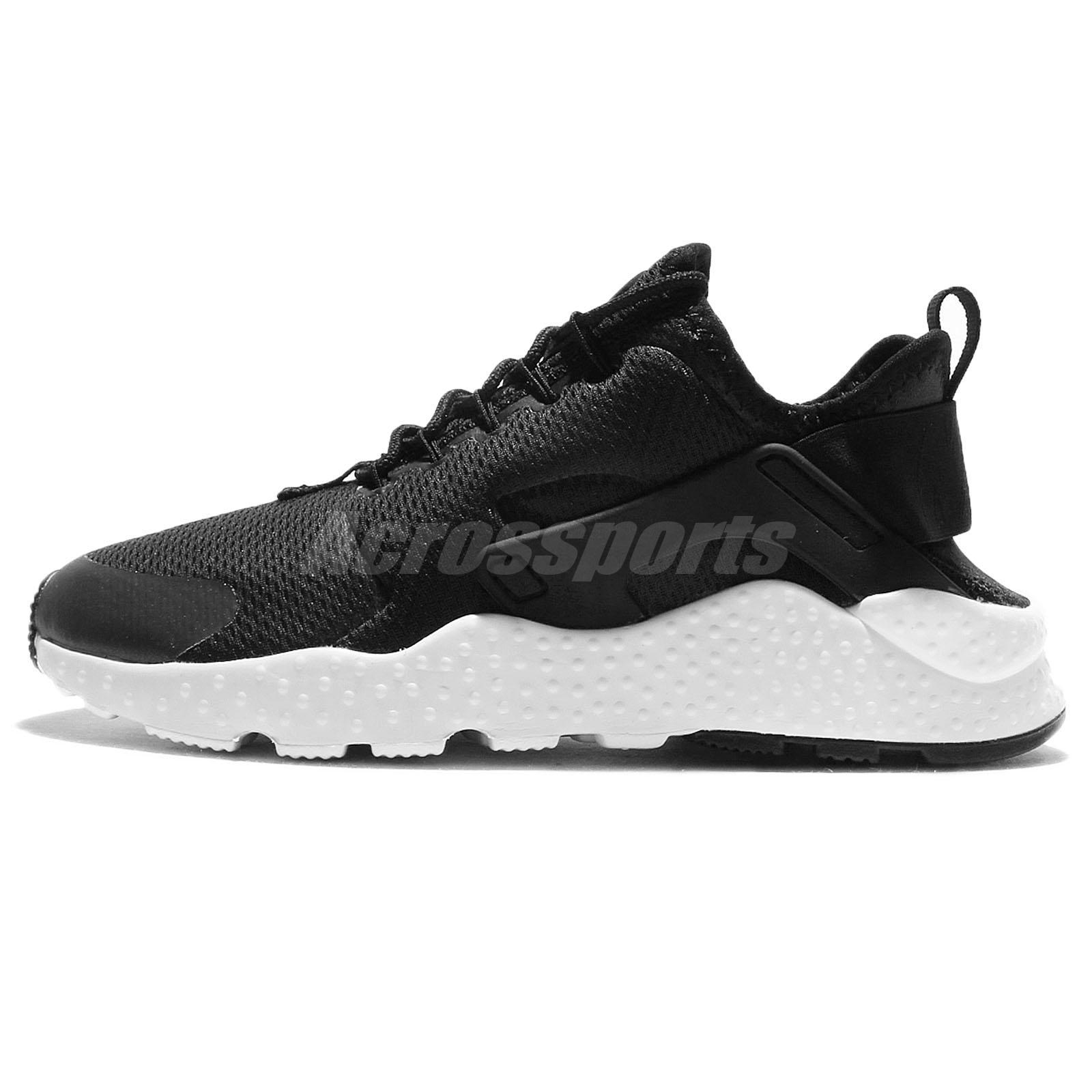 ... clearance wmns nike air huarache run ultra black white women running  shoes 819151 008 e8559 ffb00 00d42cc4790