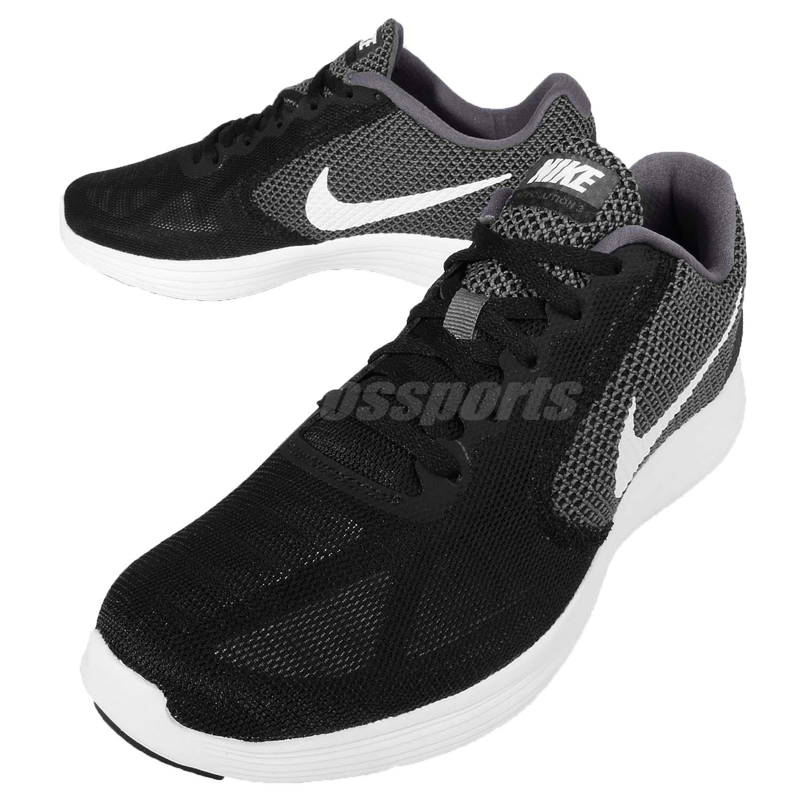 best authentic 1f348 e480c nike men s revolution 3 running shoe