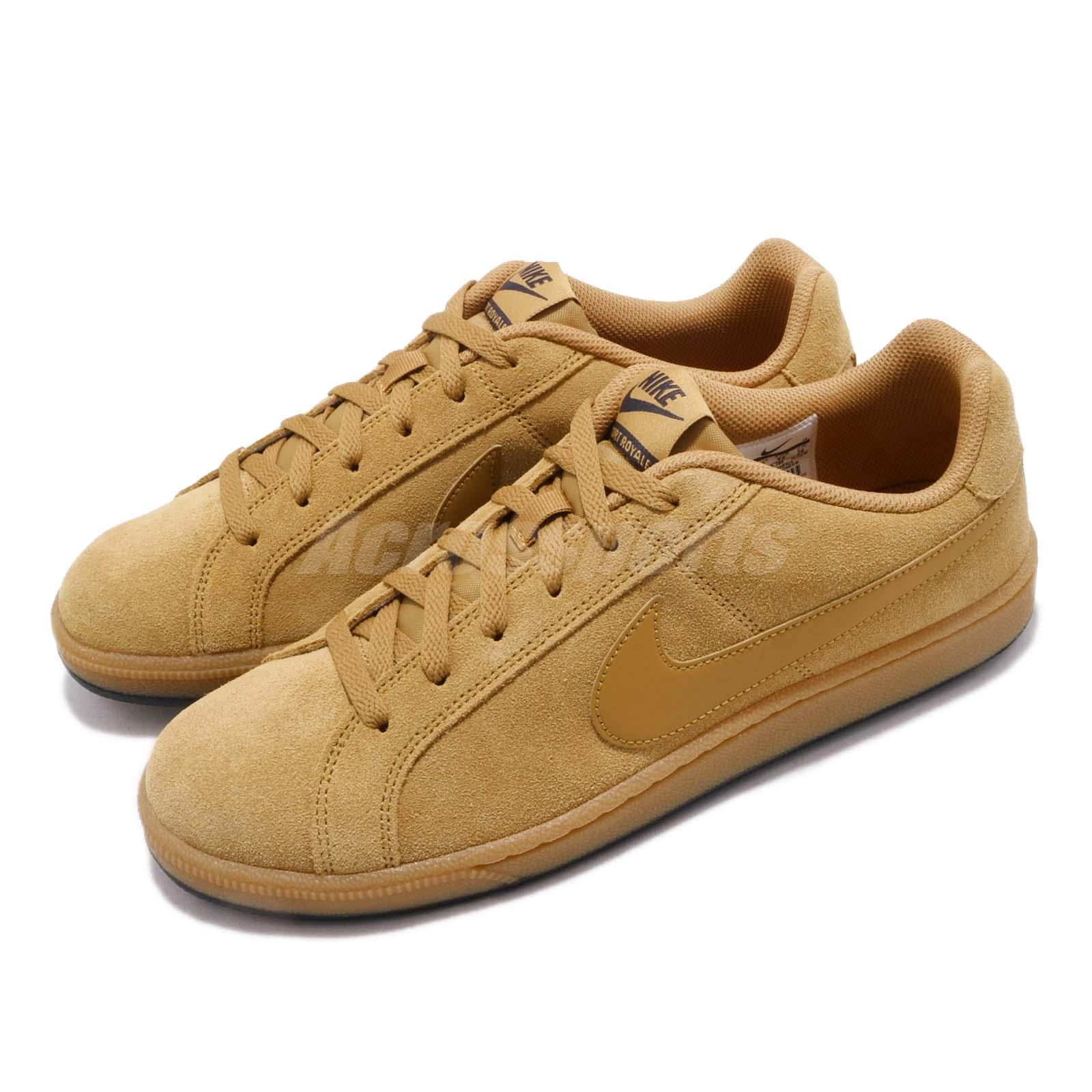 nike court royale grise
