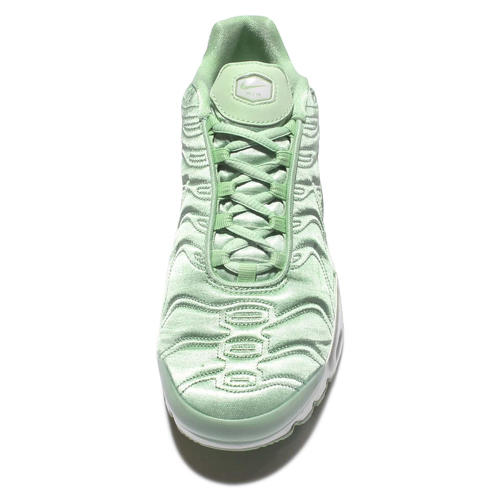 Women's Nike Air Max Plus Tn Ultra Enamel Green White 830768