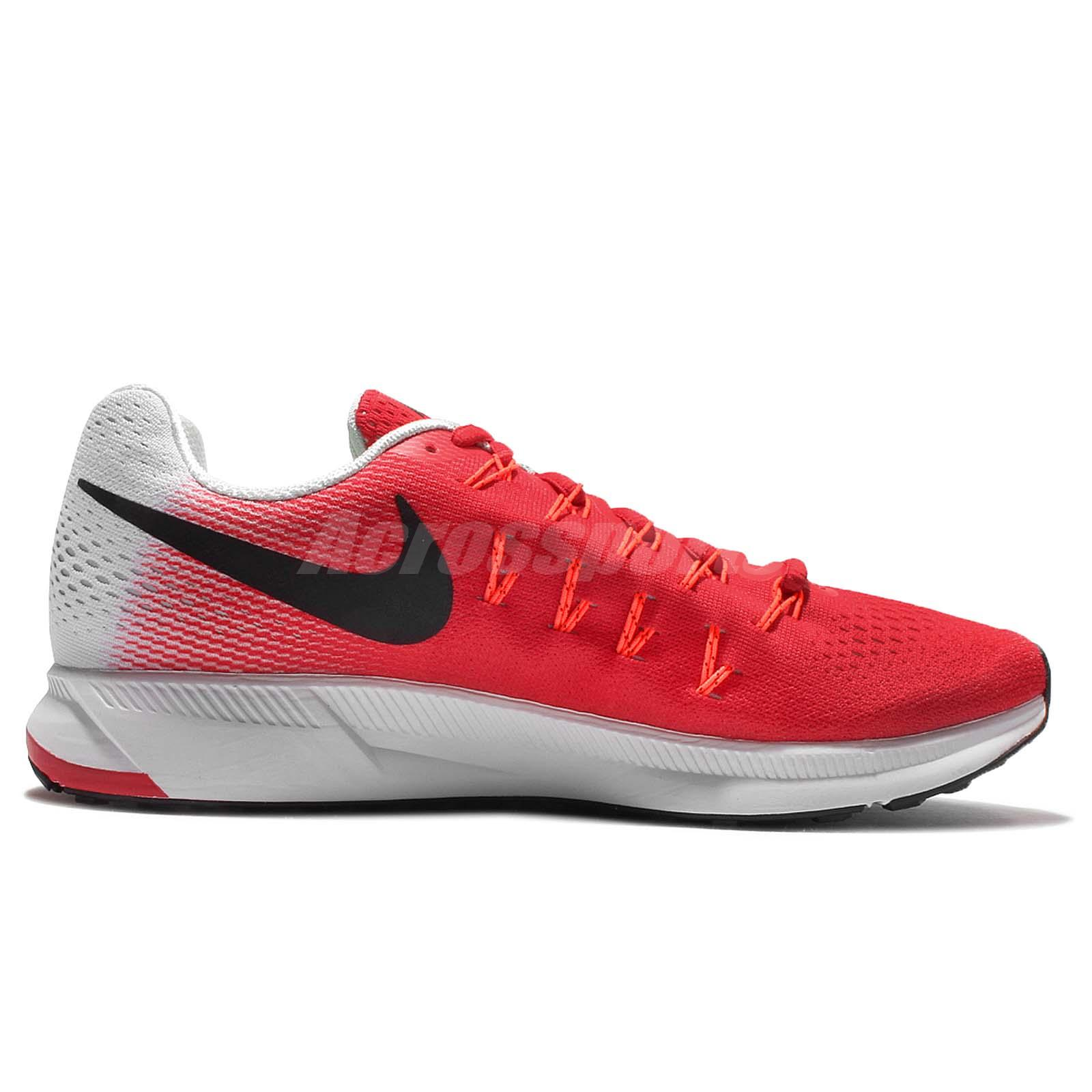 7b891a6c0c64 ... womens Running Shoe BlackPlum Red Nike Air Zoom Pegasus 33 Red Black  Mens Running Trainers Sne. Menu. nike roshe grey pink ...