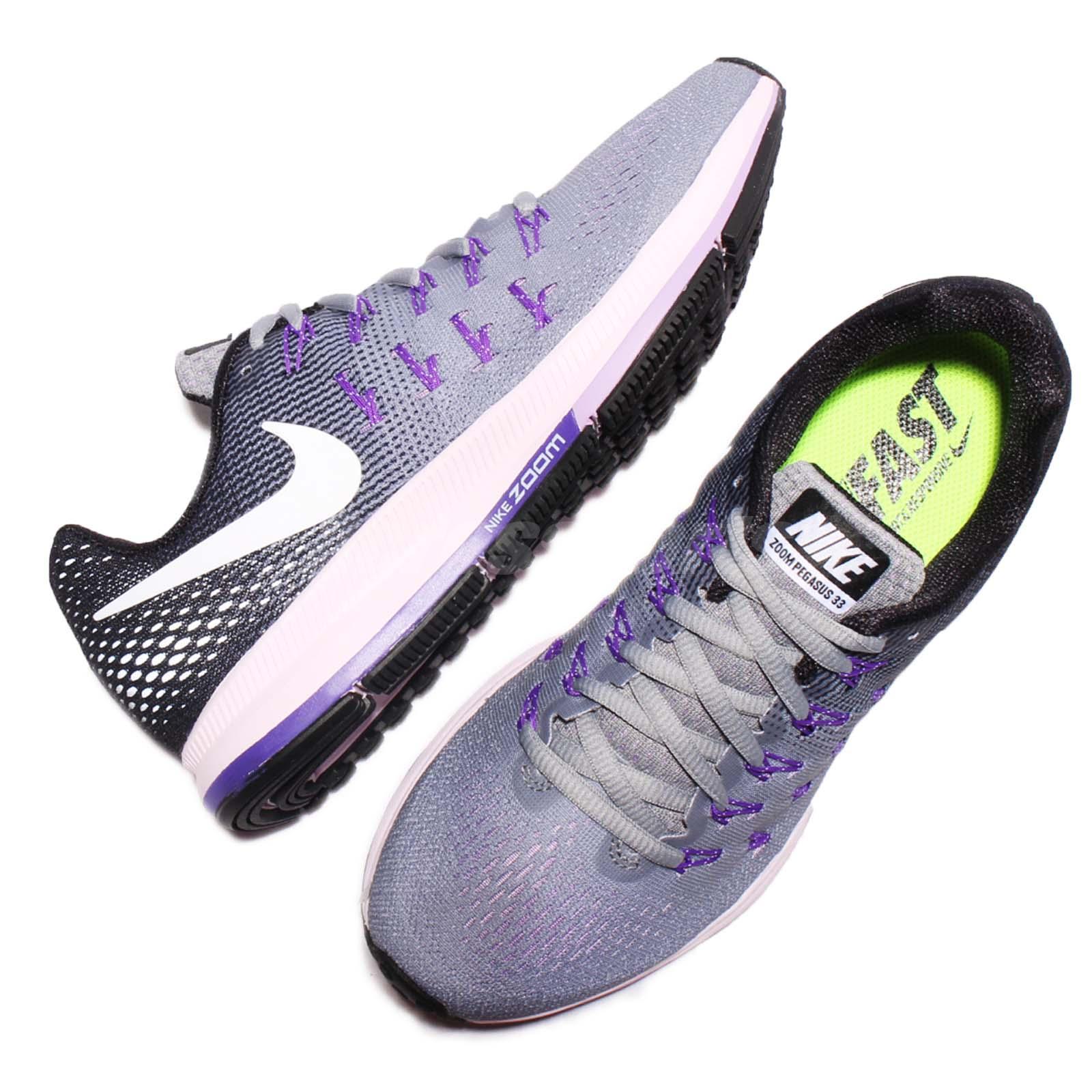 Nike Air Zoom Pegasus 33 Bottes De Cow-boy Violet Femmes nXHxn