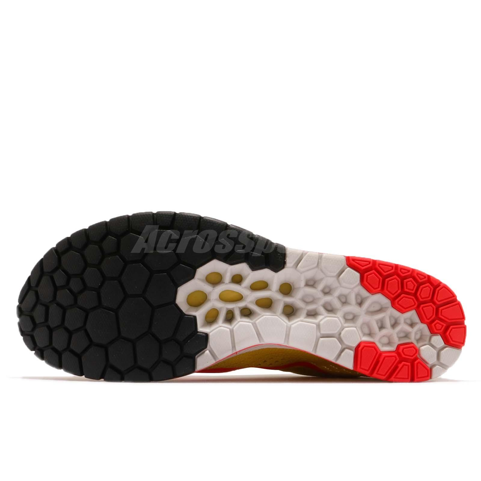 detailed look b8a2c 08e1a Nike Zoom Streak 6 VI Bright Citron Crimson Men Running Shoes ...