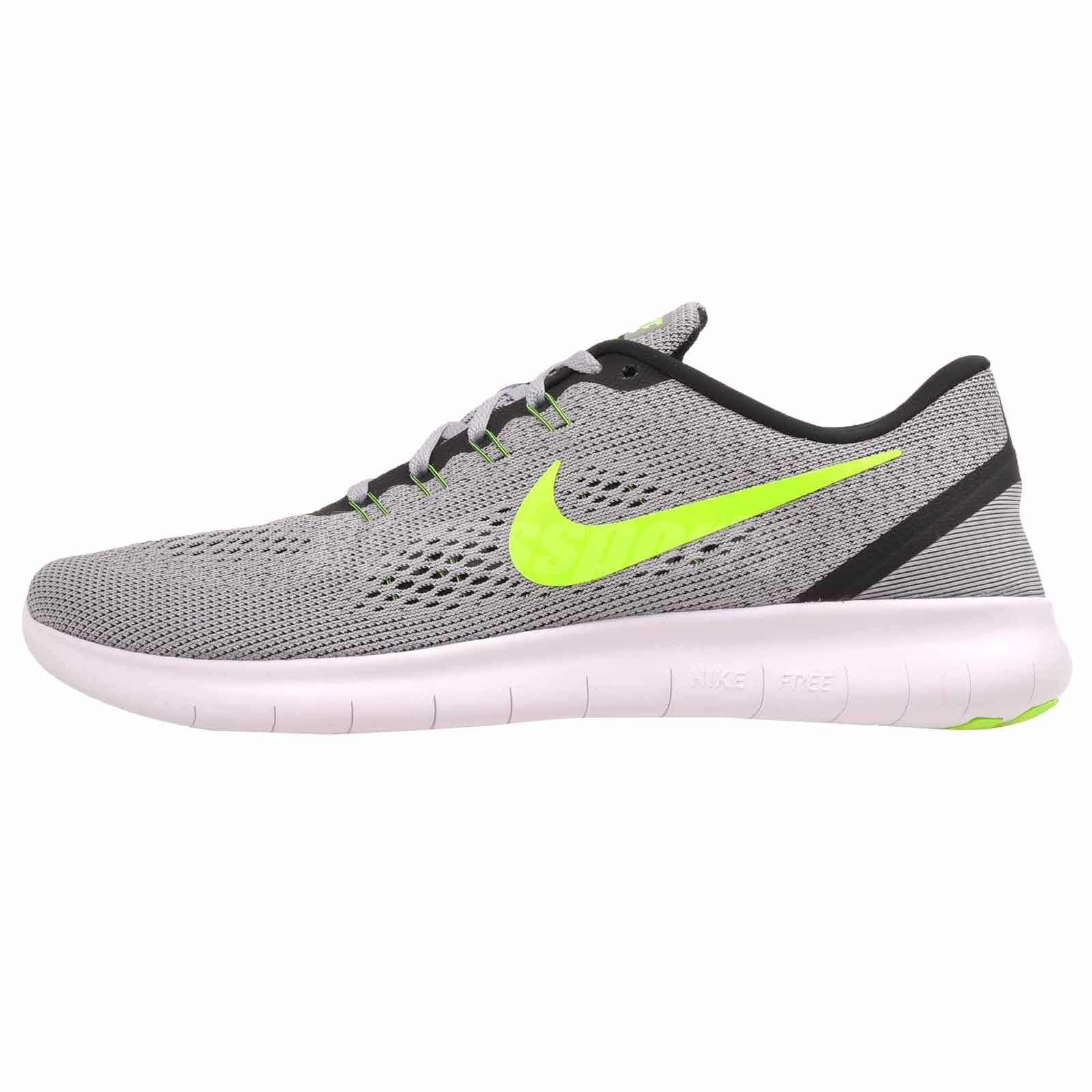 32b290467253a ... promo code for nike free rn running mens shoes grey green 831508 003  89225 70b66