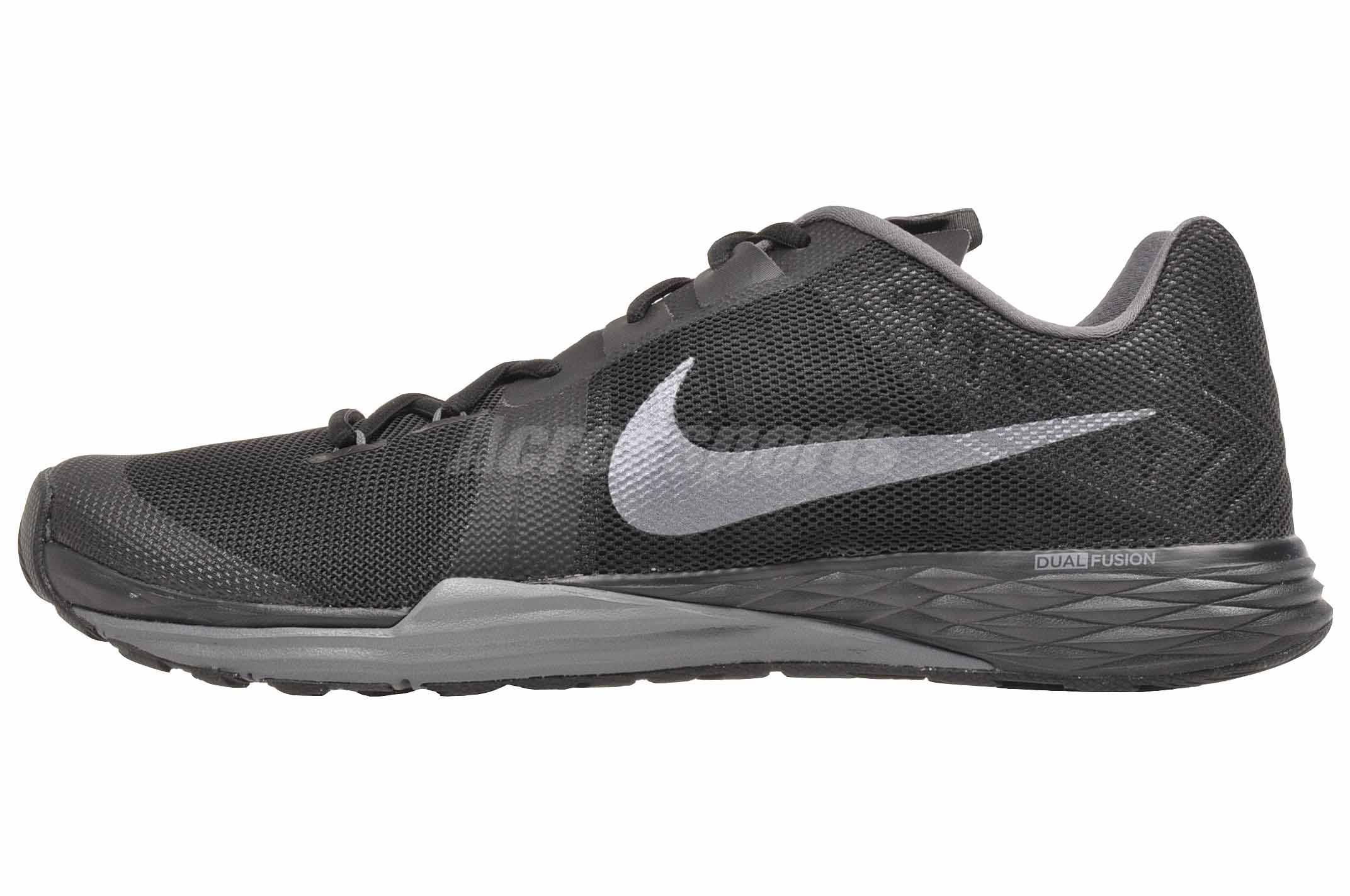 lowest price afe31 4409c Nike Train Prime Iron DF Cross Training Mens Shoes Black Gray 832219-007