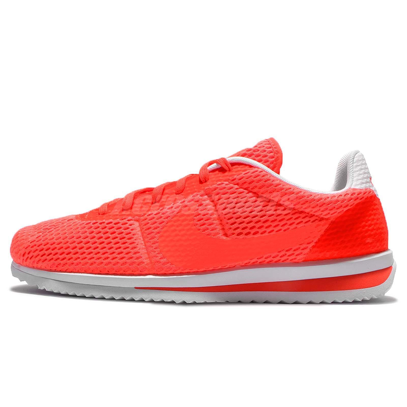 3c6aab2d5cb2 Nike Cortez Ultra BR Breathe Total Crimson Men Classic Shoes Sneakers  833128-800