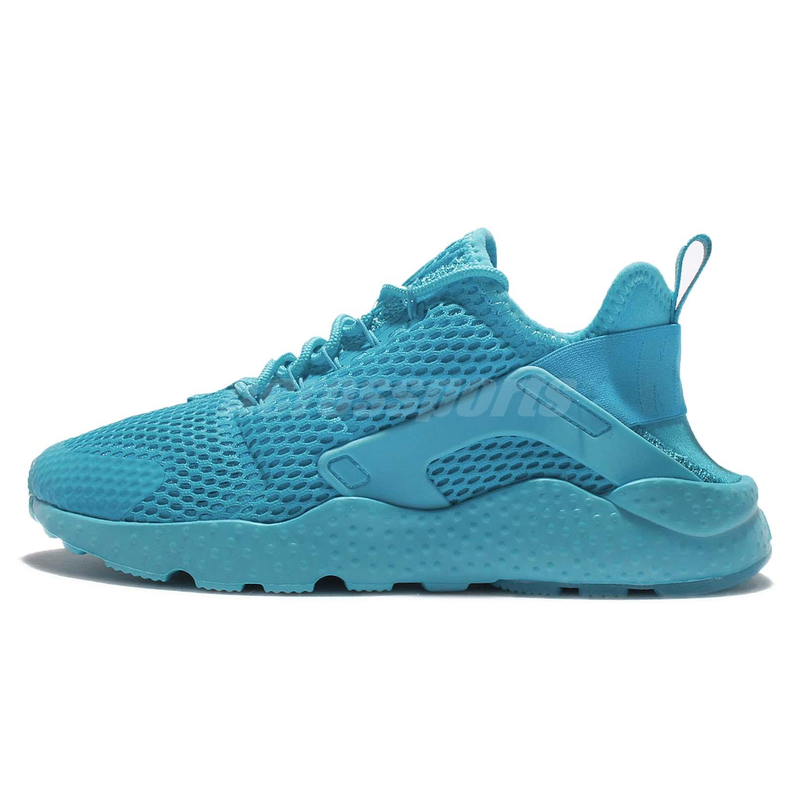 Wmns Nike Air Huarache Run Ultra BR Breeze Gamma Blue Womens Running  833292-400 f1ac479dfde6
