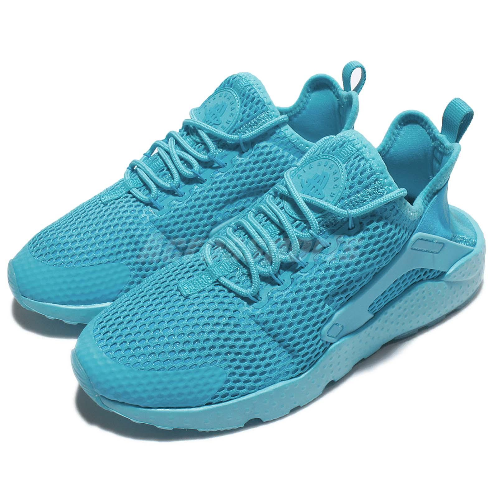 buy online 89038 0f3f7 Details about Wmns Nike Air Huarache Run Ultra BR Breeze Gamma Blue Womens  Running 833292-400