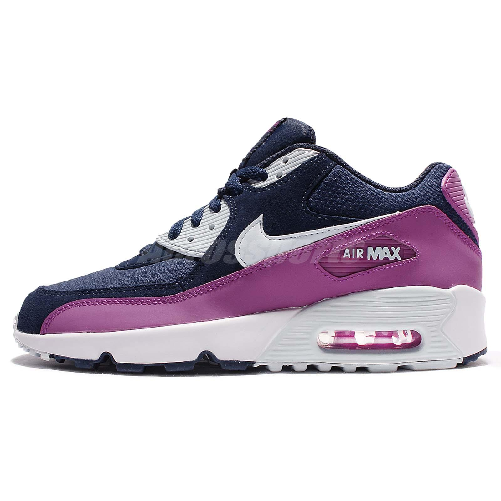 fb40cab4d3 ... womens black green purple shoes 1fd2a 292ec; top quality air max girls  runners nike air max 90 9c2bb a6182