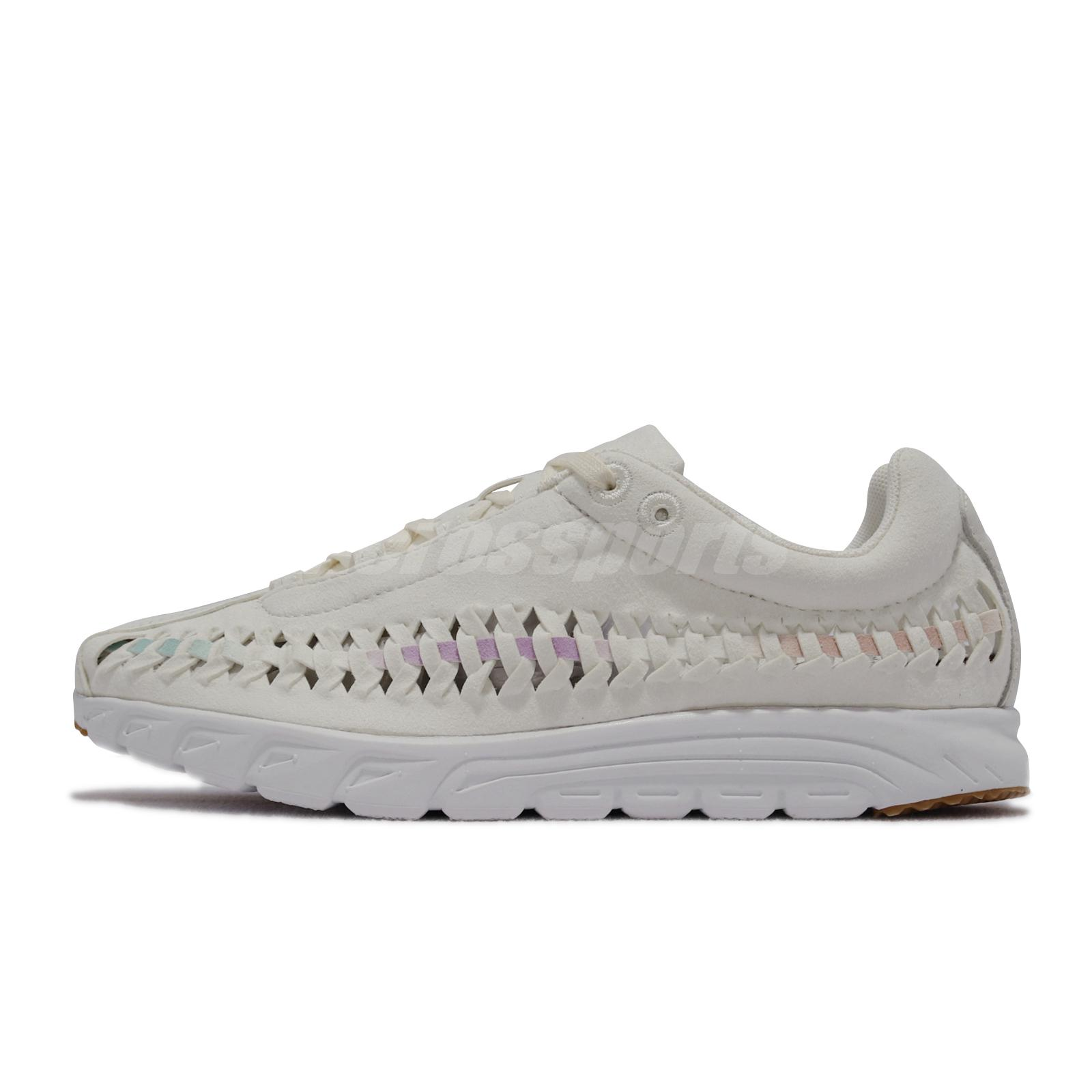 Wmns Nike Mayfly Woven Sail Stardust Women Casual Shoes Sneakers 833802-101 a45a61e91