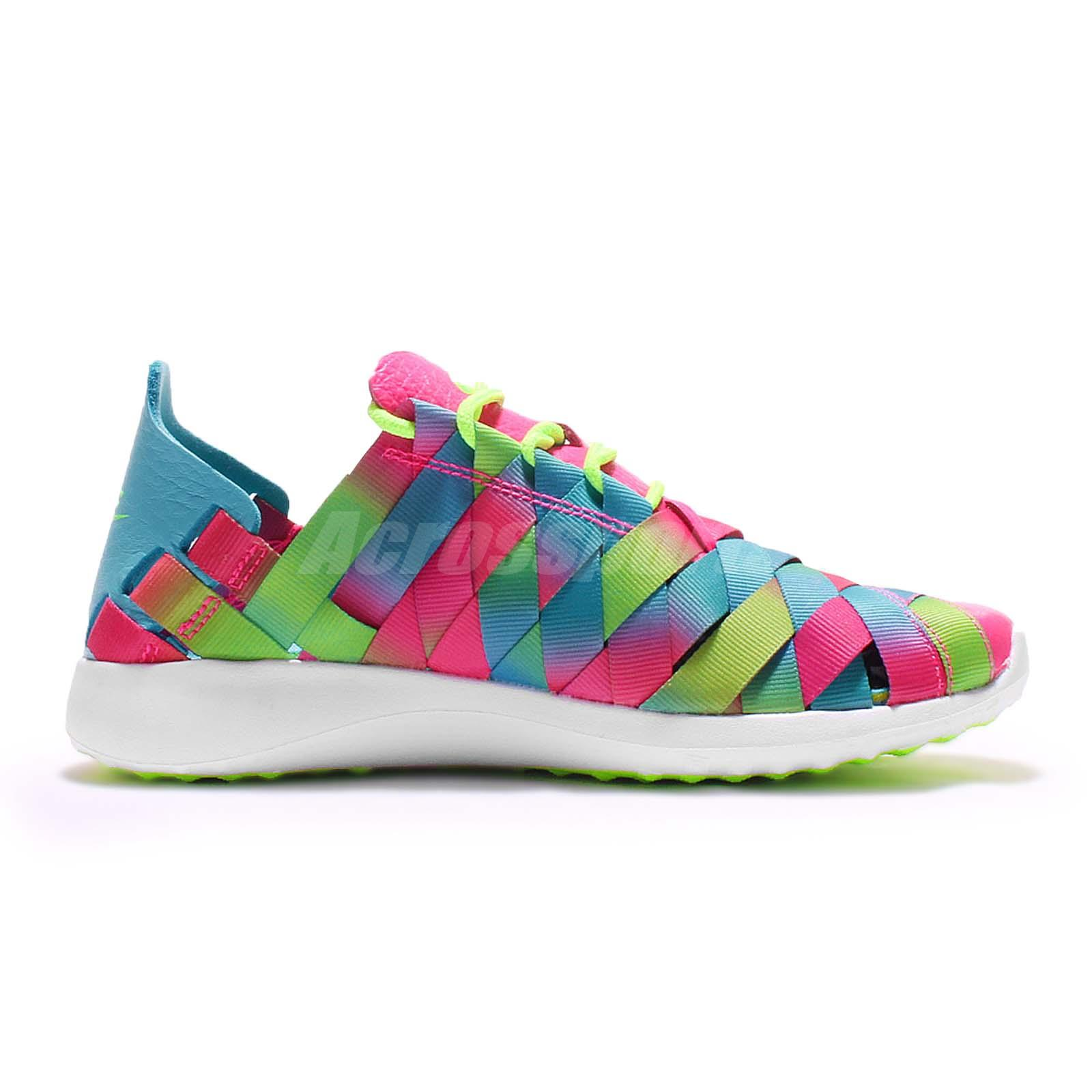 Wmns Nike Juvenate Woven PRM Premium Multi-Color Womens Shoe ... ba0f4e1291