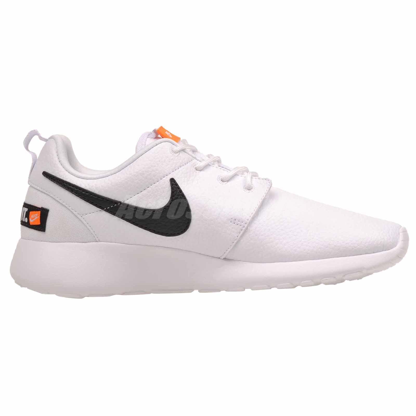 3b47b5a8d3de7 Nike Wmns Roshe One PRM Running Womens Premium Shoes NWOB White ...