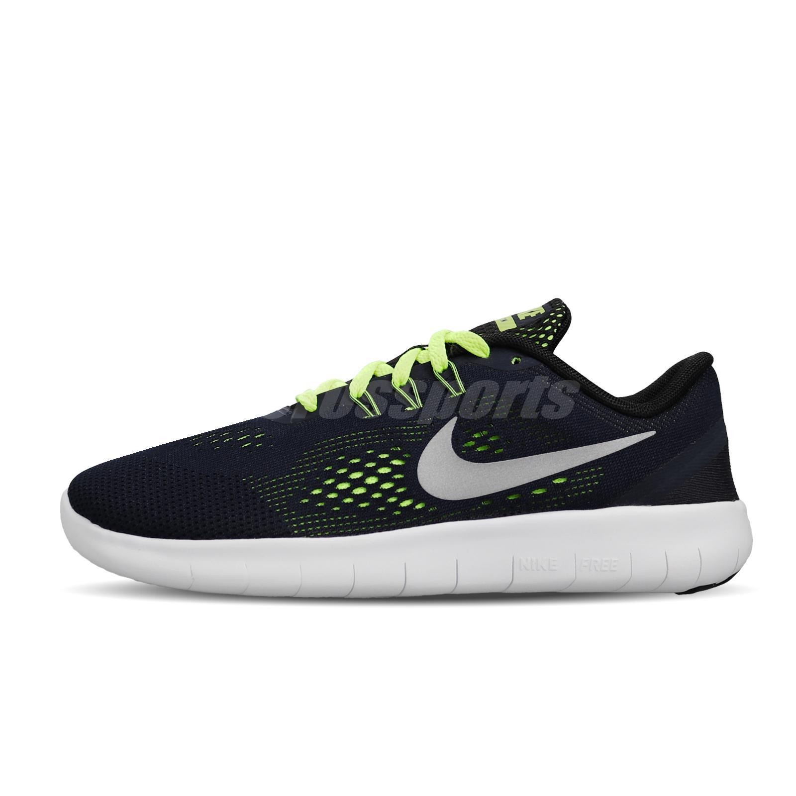 51fafbbc6a8 ... top quality nike free rn gs running kids womens shoes obsidian blue  833989 403 ddecf ef46b ...
