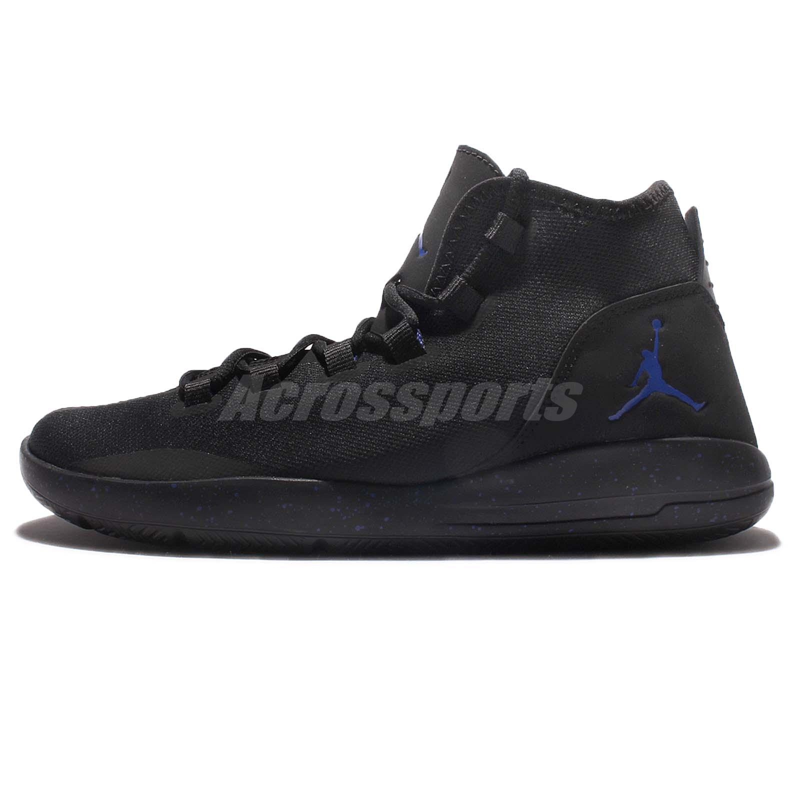 Nike Jordans With Clear Sole Shoes Black And Blue Sole Shoes For Men ... 304a54392
