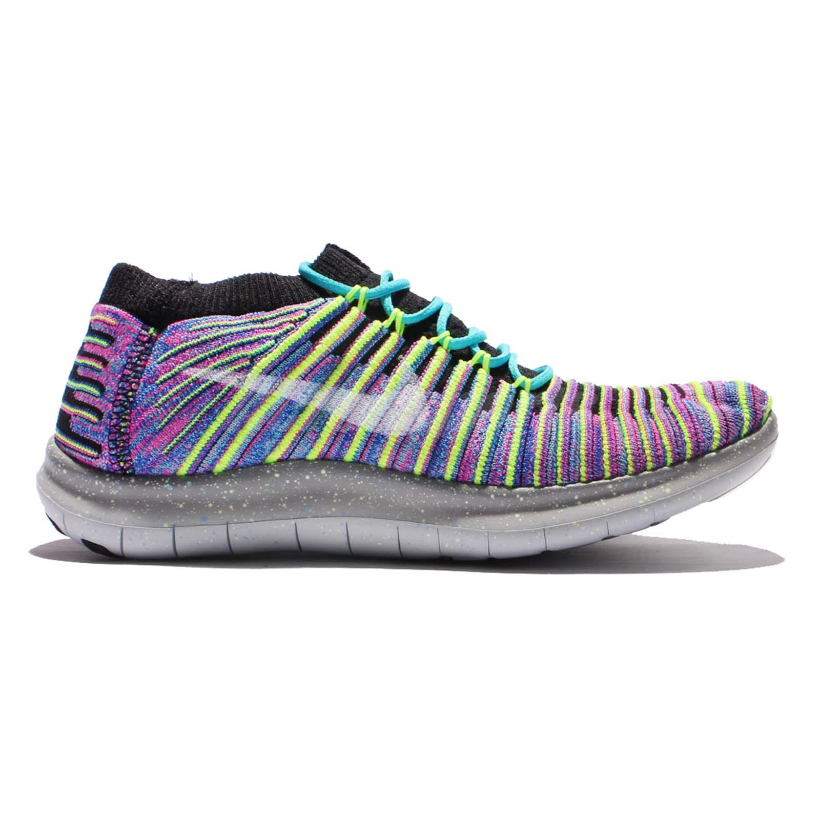 nike free women running shoes multicolor