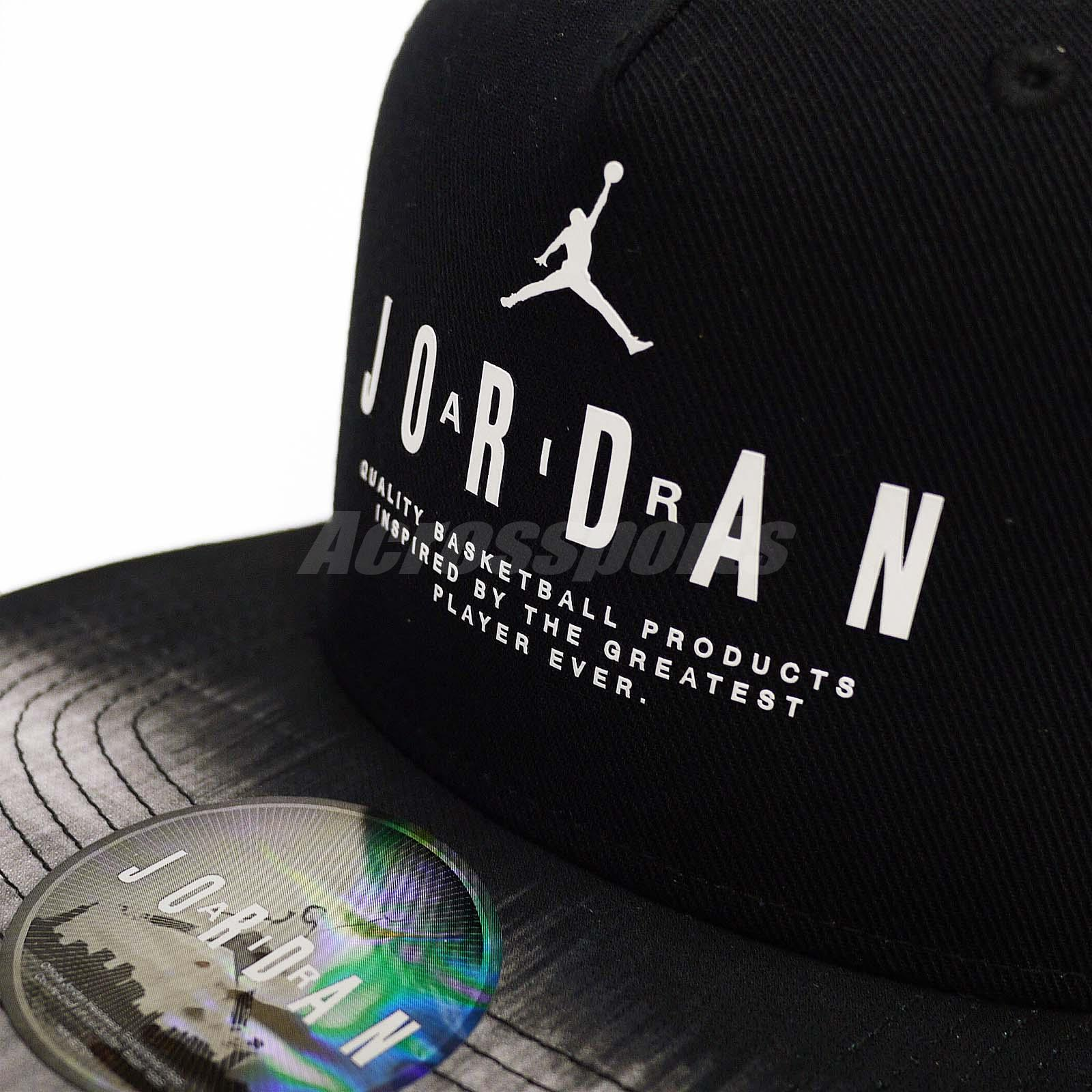 618b73f243d Jordan Modern Heritage Snapback Adjustable Hat Air 23 Jumpman Cap ...