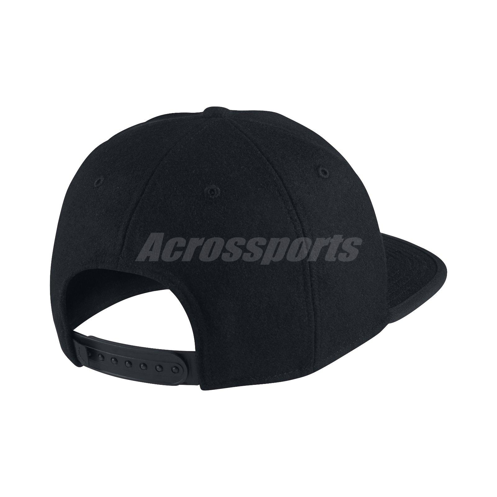 9dc1995ccf1a Nike Men Air Jordan 13 Adjustable Hat Baseball Cap Black Sports Hat ...