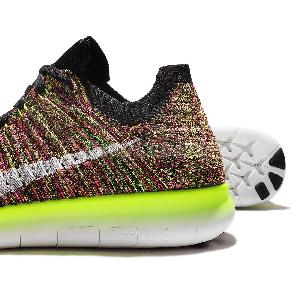 b27d16881af5 ... Wmns Nike Free RN Flyknit OC Run Unlimited Olympic Womens Running  843431-999 ...