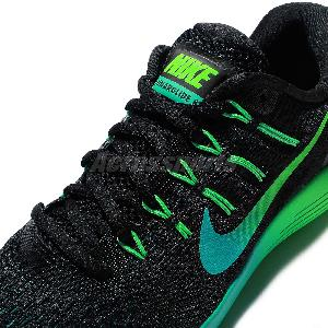 eb9f3c736f7 ... discount code for payment nike lunarglide 8 viii black green mens  running shoes sneakers 843725 003