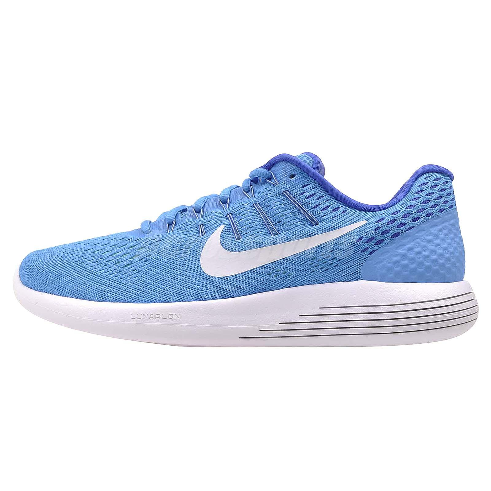 73f9b421c6c19 ... netherlands nike womans lunarglide 8 running wmns shoes blue glow 2016  843726 401 dc453 c17e8