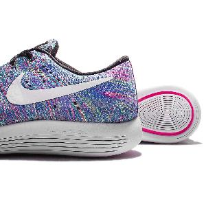 best service 111d5 ee2b8 ... Women Nike LunarEpic Low Flyknit 2 Mens Running Shoes White ...