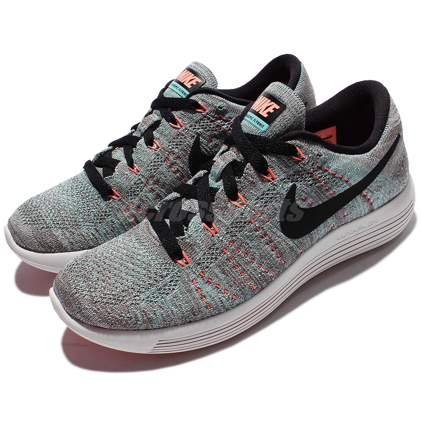 Details about Nike Wmns Lunarepic Low Flyknit Multi-Color Women Running  Shoes 843765-200 3403dc5f75