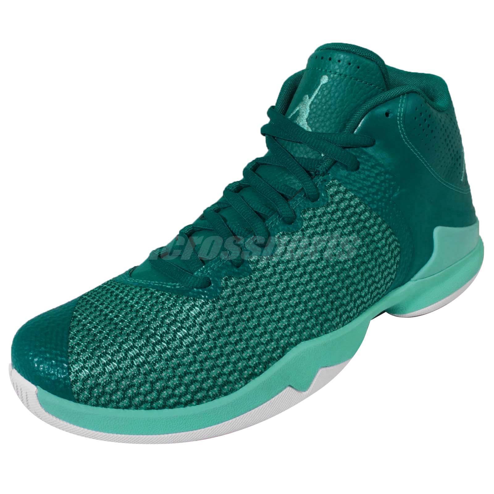 d35aa1a6352d Nike Jordan Super.Fly 4 PO X IV Blake Griffin Green Mens Basketball ...