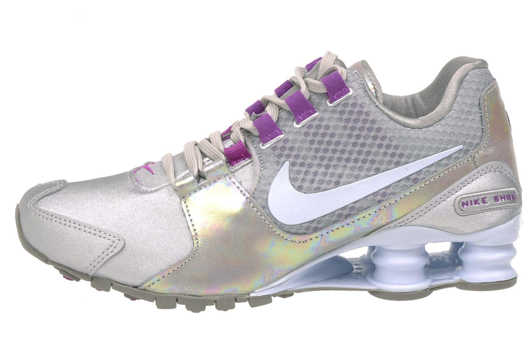 best service ee080 830ca nike shox avenue rouge  Nike W Shox Avenue SE Running Womens Shoes Silver  844131-002