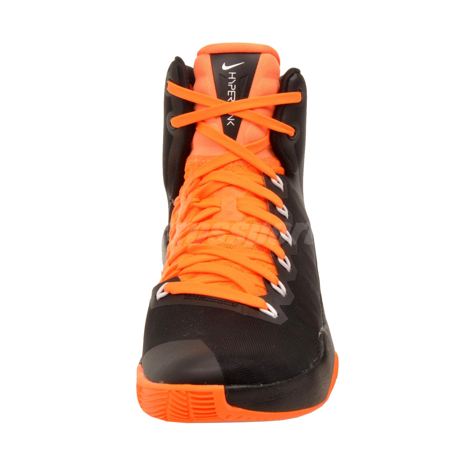 free shipping a38fe 119f2 ... australia nike hyperdunk 2016 se basketball mens shoes black orange  844362 c546f 62a41