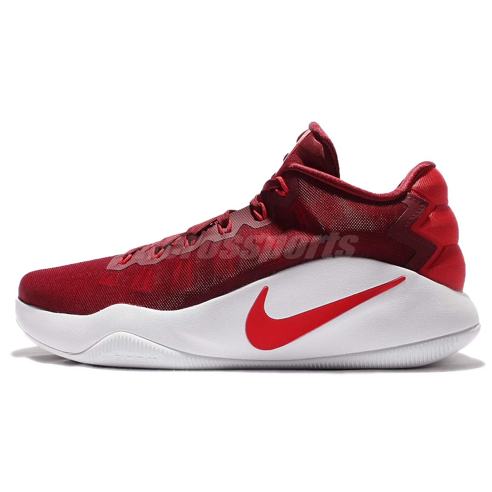 Nike hyperdunk 2016 low red