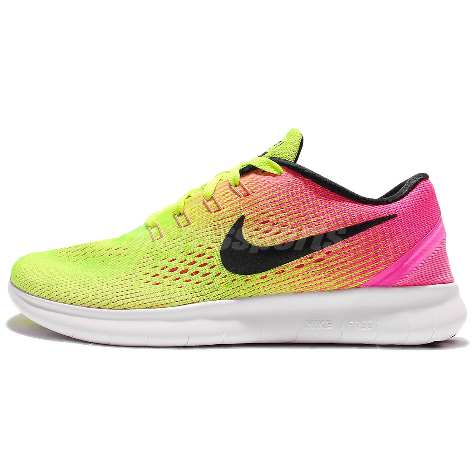 Nike Free RN OC Unlimited Rio Olympics Multi-Color Mens Running Shoes .