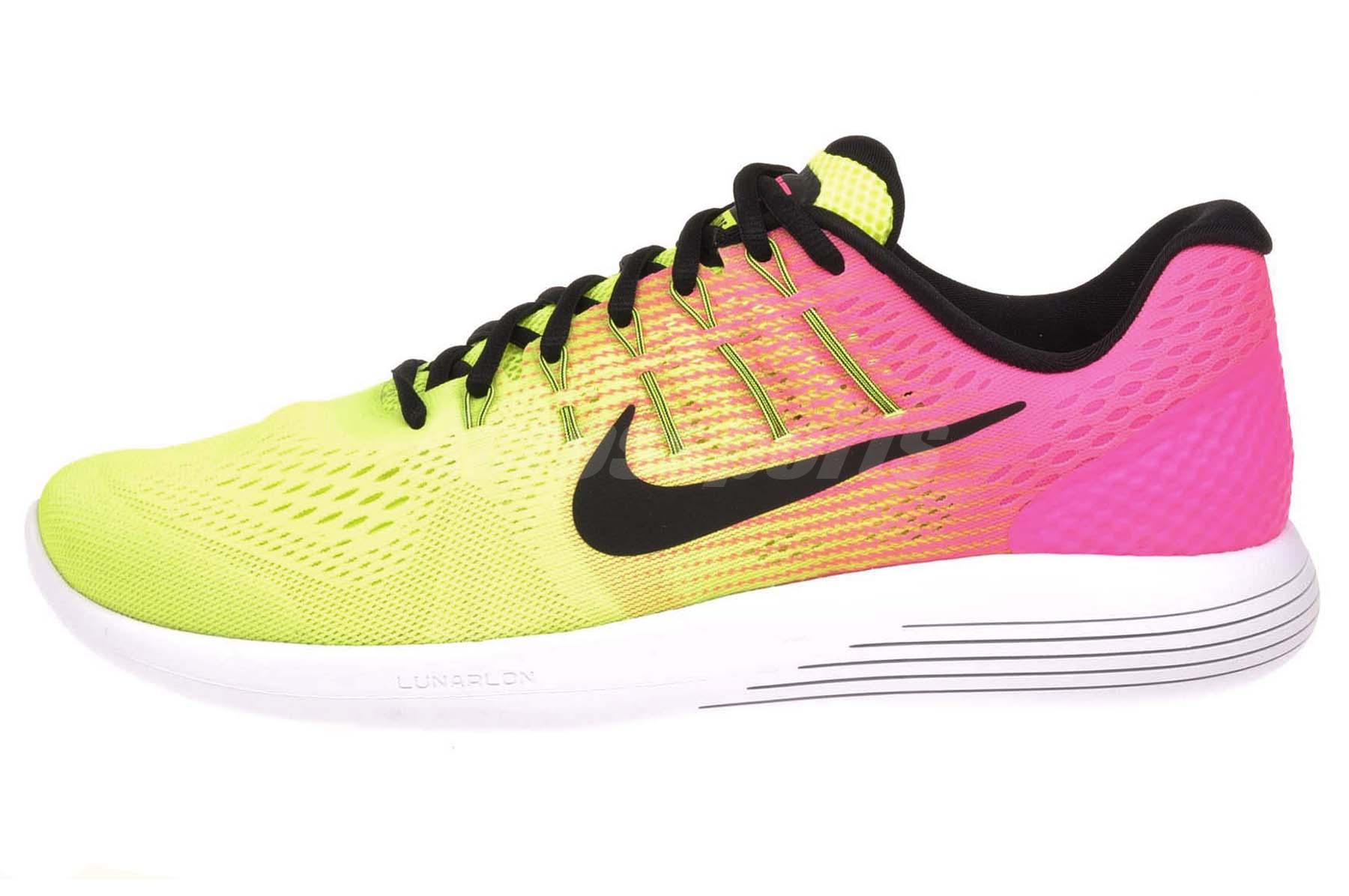 a46b5b9644db6 ... Nike Lunarglide 8 OC Running Mens Shoes Multi-color Olympics 844632-999  ...