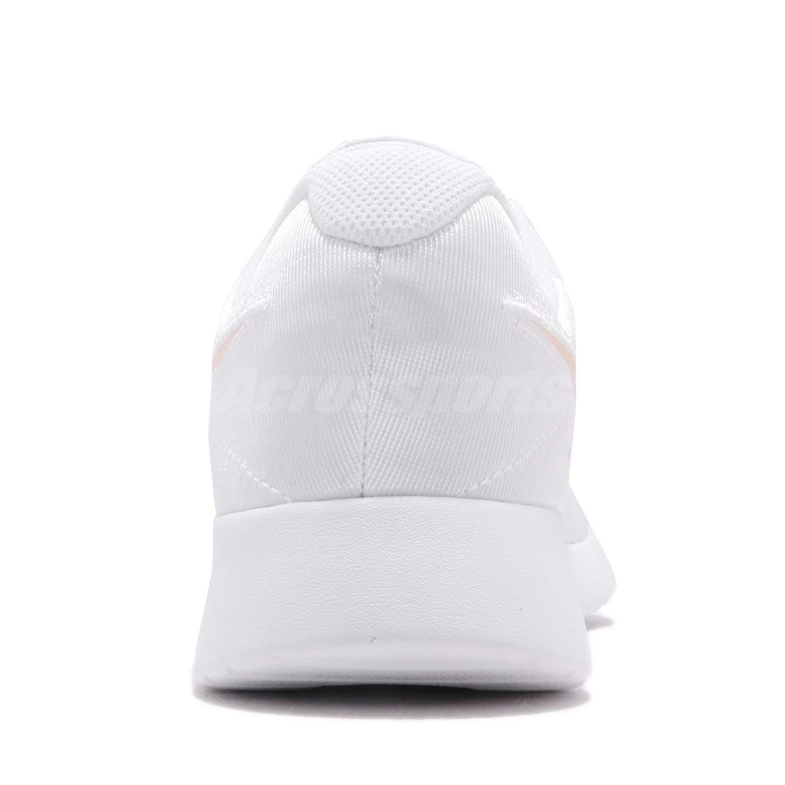 207e0d8062 Nike Tanjun SE White Guava Ice Womens Lifestyle Running Shoes ...