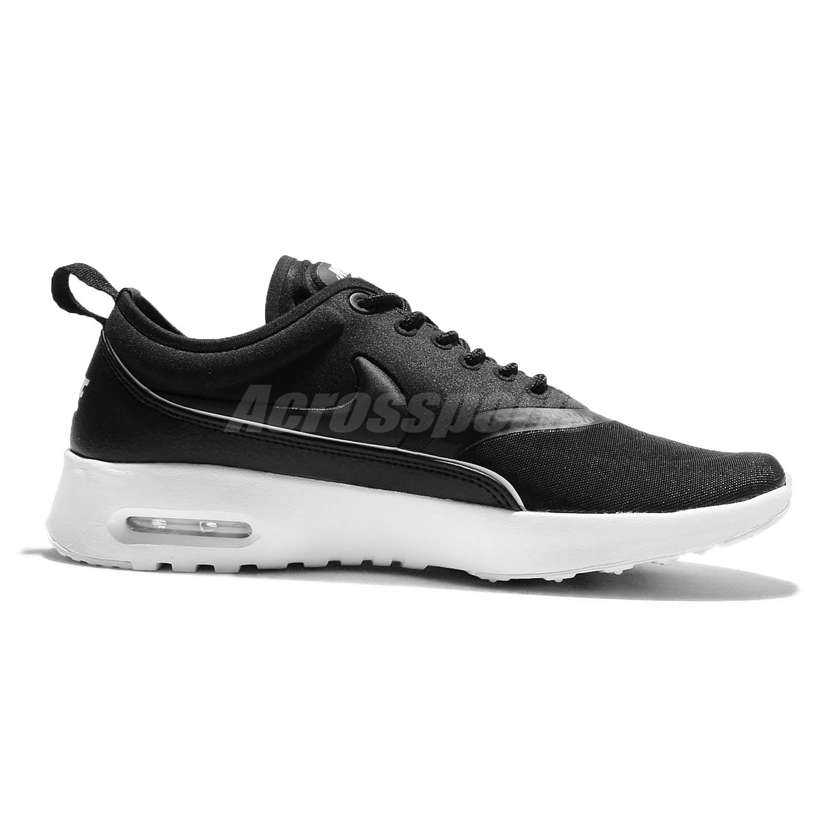 Nike Air Max Thea Blanco Y Negro Perro Australiano qEwm06MWci