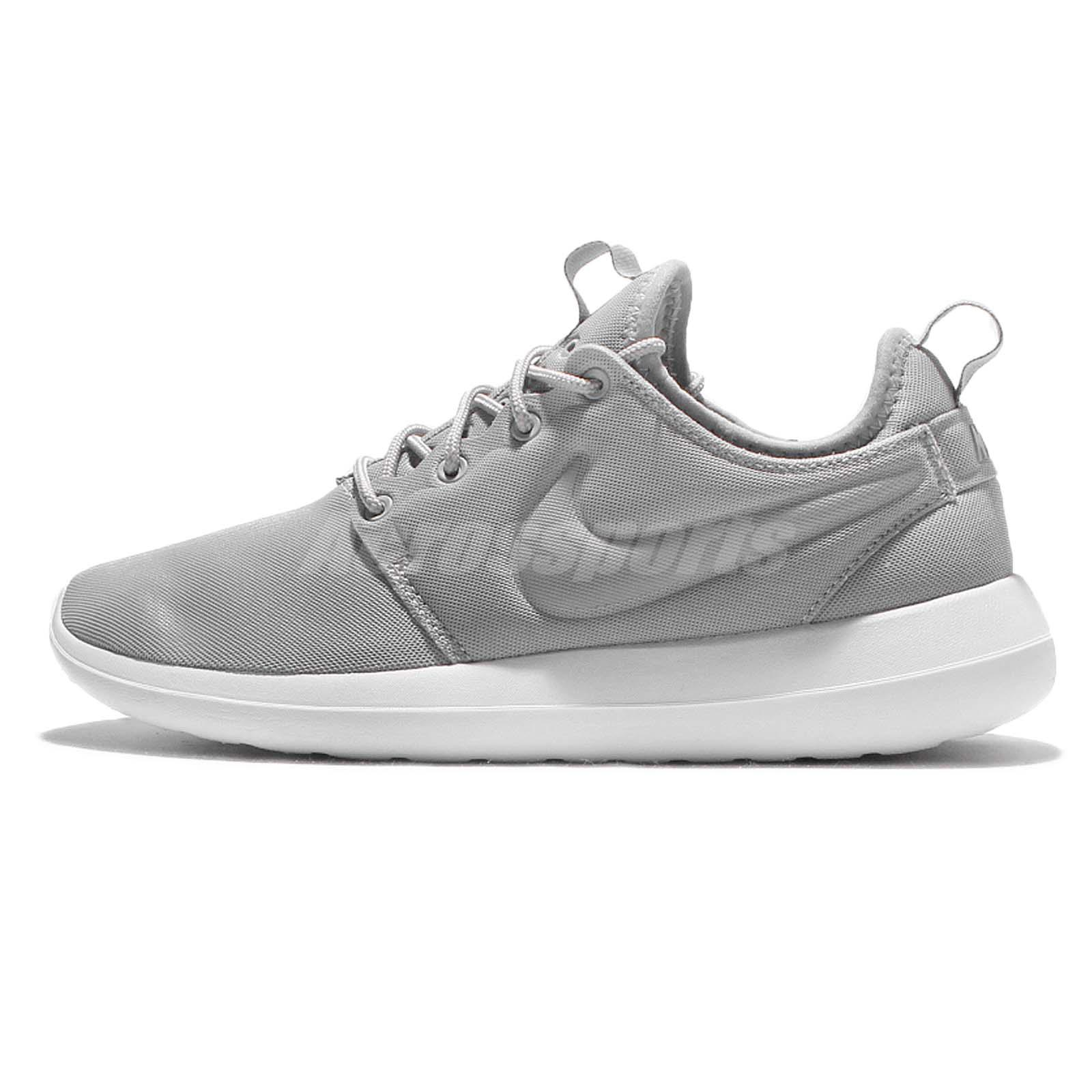 70d8372d053 ... coupon code wmns nike roshe two 2 rosherun wolf grey women running shoes  sneakers 844931 001