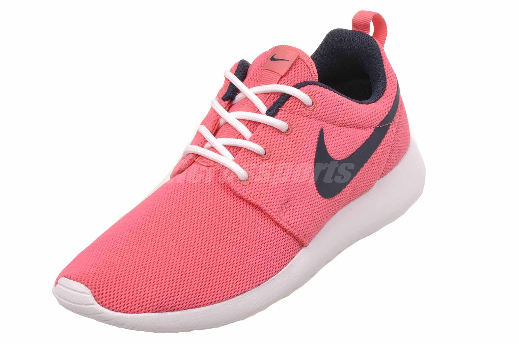 2b97fc9bc6fe Nike W Roshe One Running Womens Shoes Sea Coral Pink 844994-801