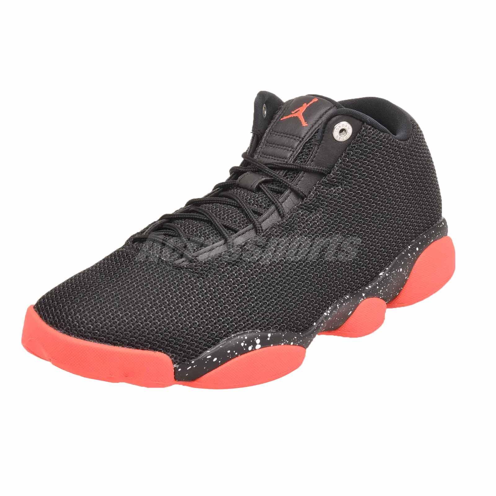 sports shoes 5ae74 a7848 Nike Jordan Horizon Low Basketball Mens Shoes Black Air Infrared 23 ...