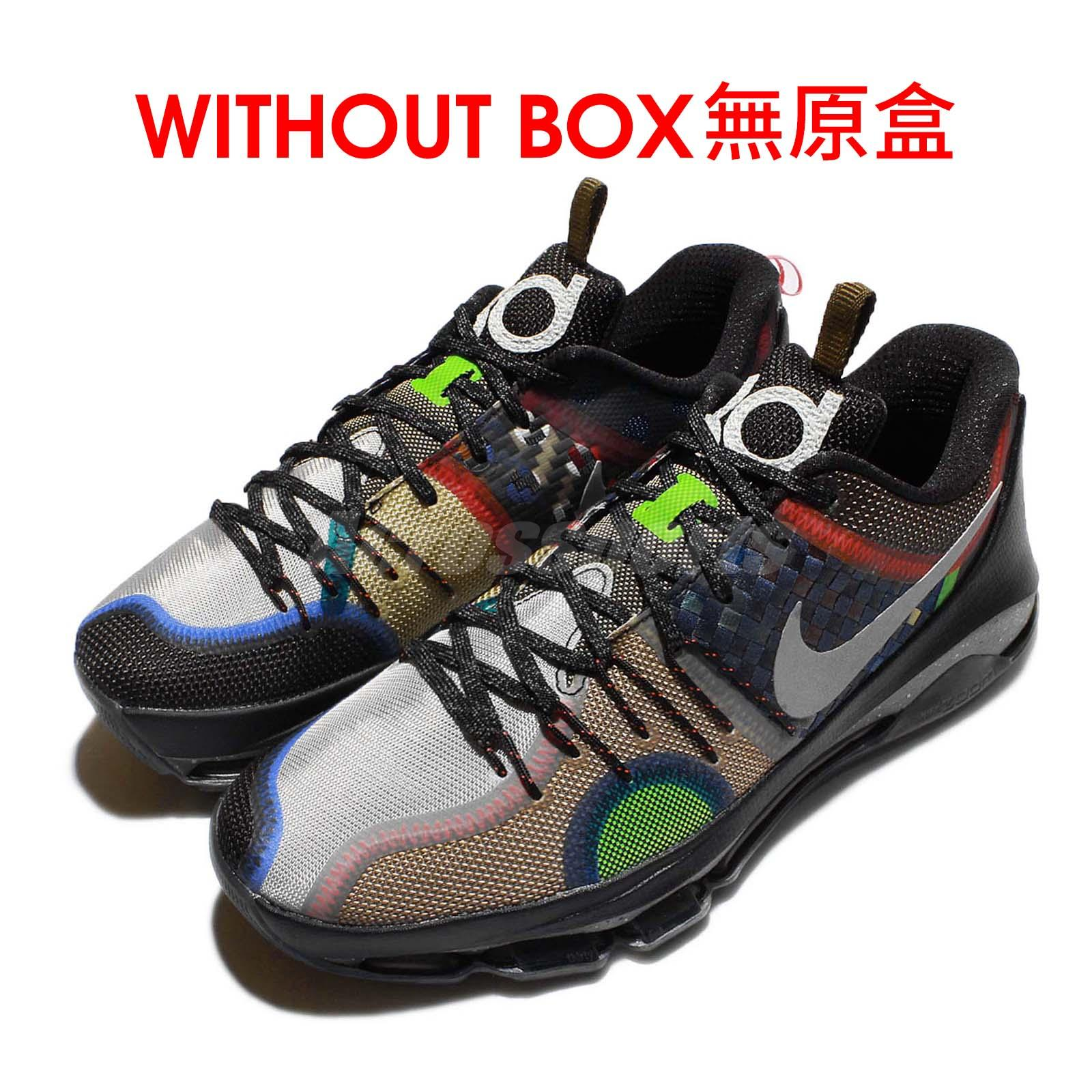 e81123aa4554 Details about Nike KD 8 SE EP VIII What The Kevin Durant NWOB Men Shoes  Sneakers 845895-999