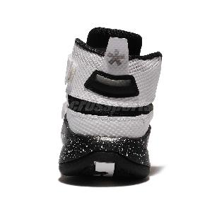 82065a4b ... negro niños Nike Lebron Soldier IX Flyease (GS) Kids Youth Basketball  Shoes White 846982-110 . ...