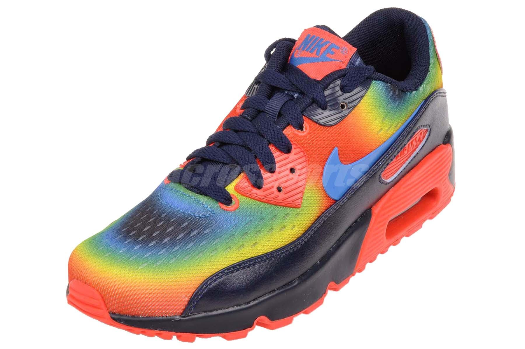 nike air max 90 qs gs kids youth boy girls running shoes. Black Bedroom Furniture Sets. Home Design Ideas