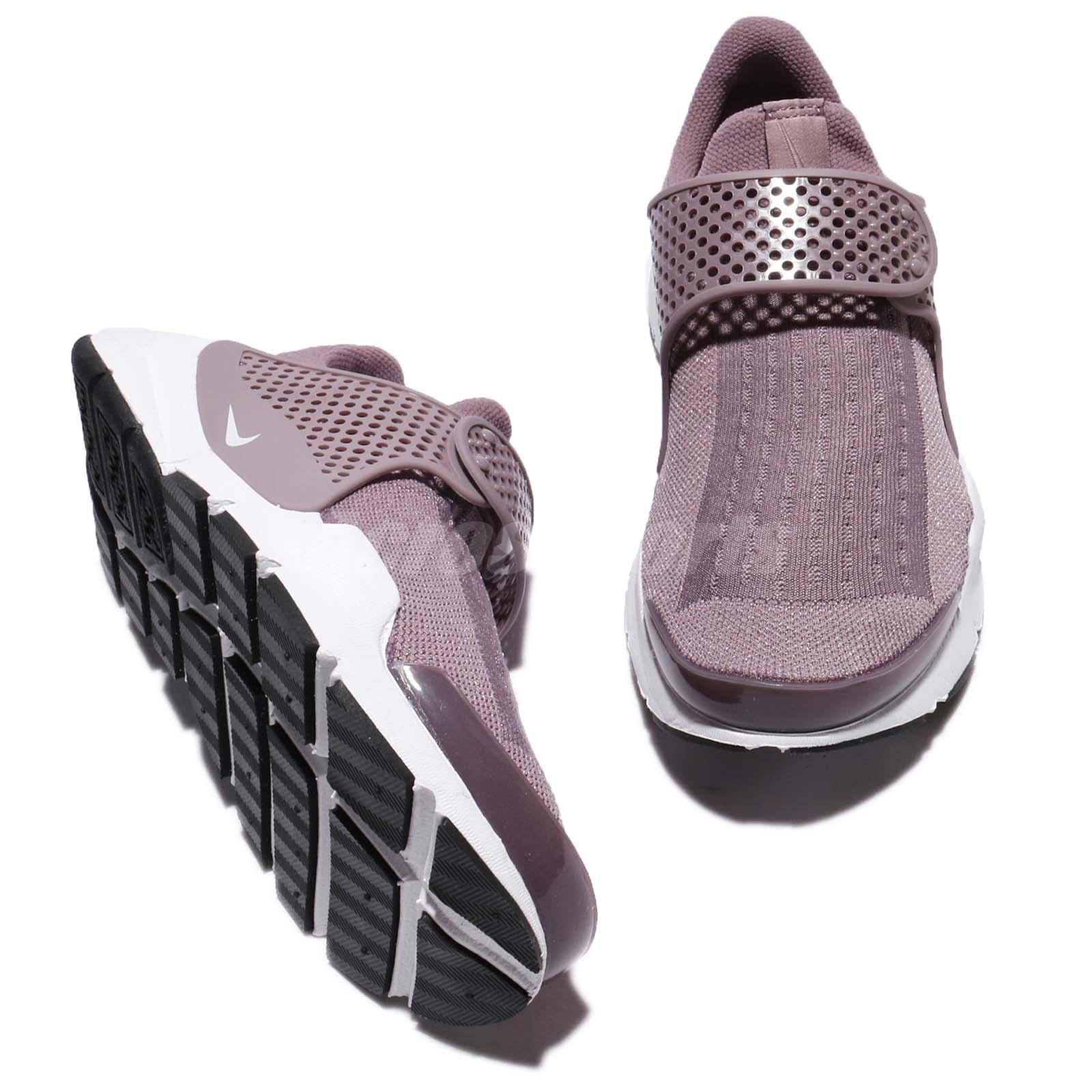 dacc02b3168bfc ... 848475 201 Taupe Grey White Black Každodenné Fialová Wmns Nike Sock Dart  Taupe Grey White Women Shoes Sneakers Sl . ...