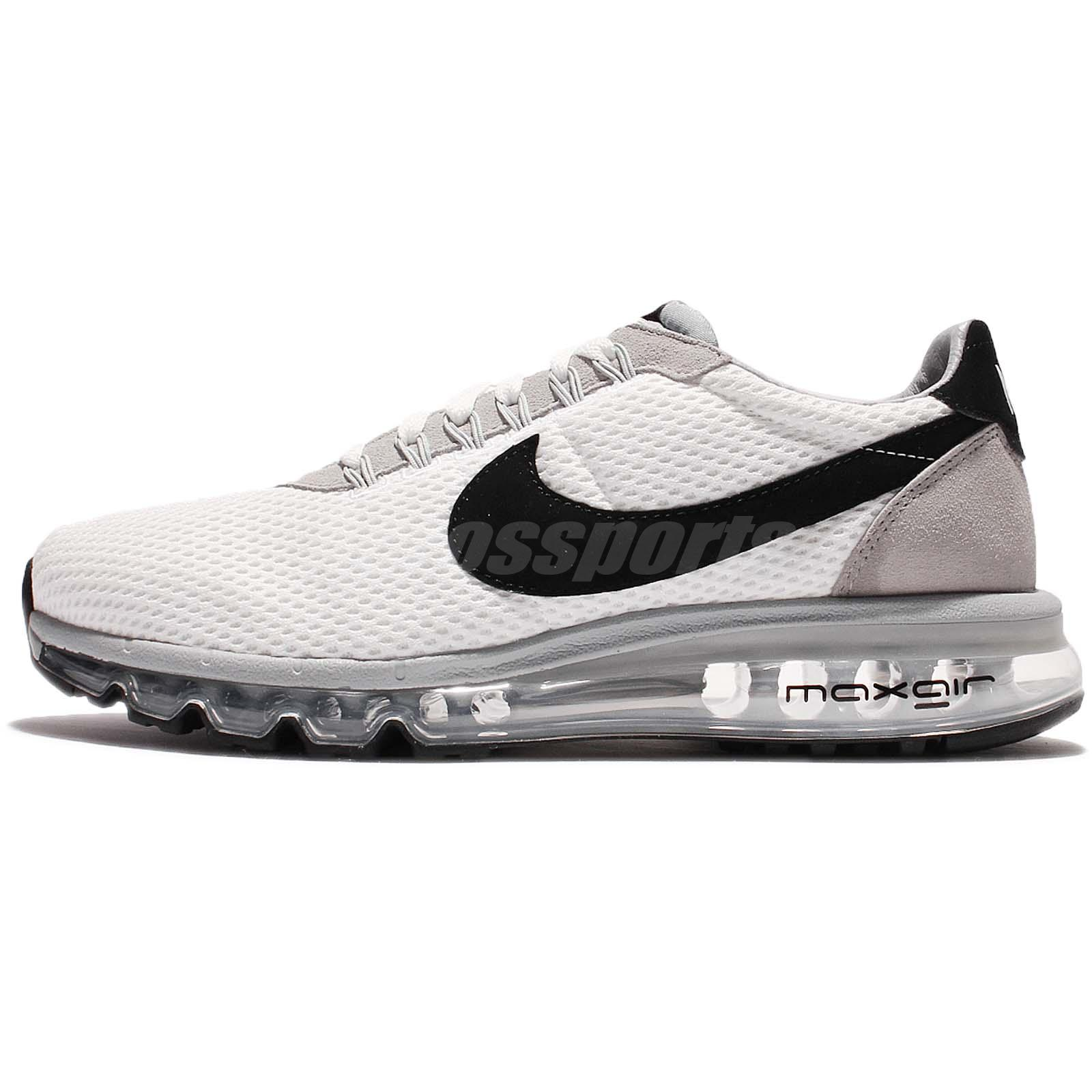 best sneakers 519ae 0ee6c ... canada nike air max ld zero summit white black men running shoes  sneakers 848624 101 fce96