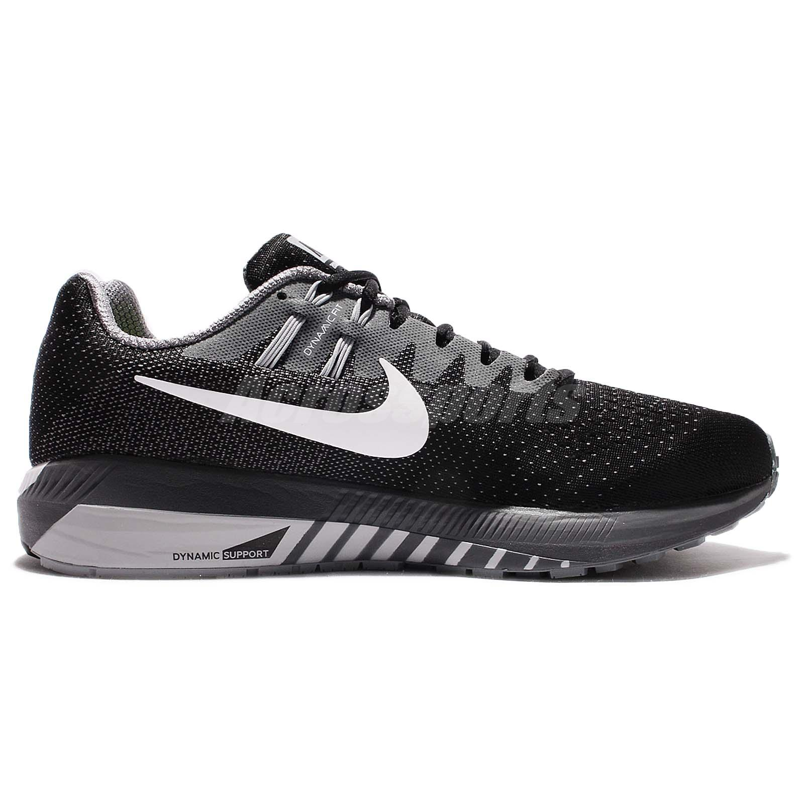 fb155a0776054 ... shipping condition brand new with box 8ae85 2f8e1 free shipping  condition brand new with box 8ae85 2f8e1  reduced nike mens air zoom  structure 20 black ...