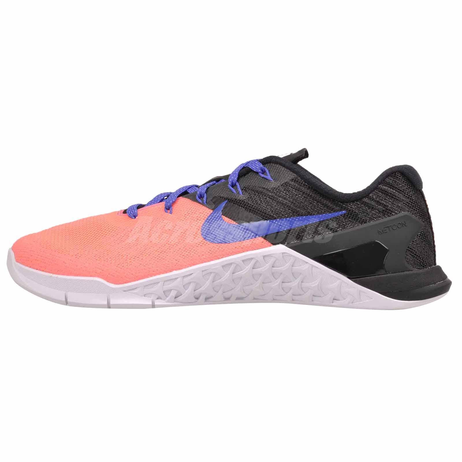 innovative design 74f9d 0f3ed Nike Wmns Metcon 3 Cross Training Womens Shoes Lava Glow 849807-600